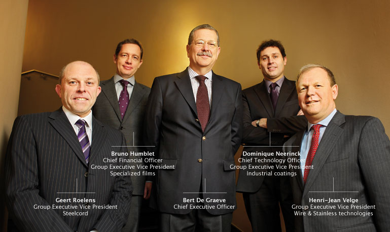 Bekaert Group Executive